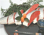 ★塩紅鮭 半身切り身(約1.0kg)カナダ産