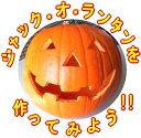 みんなで彫ろう!ジャックオランタン大小2玉お得セット!ハロウィン用かぼちゃ(L)1玉+ミニ1玉★ご家族で...