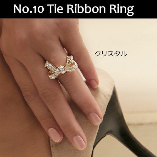 アクセサリークラフトキット, 指輪 10Tie Ribbon Ring