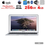 【中古】AppleMacbookAirMD712J/A[corei51.3Ghzメモリ8GSSD256GB無線11.6インチOS10.8.5]:良品