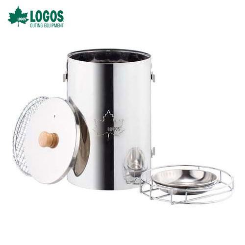 バーべキュー・クッキング用品, スモーカー・燻製器  LOGOS LOGOS 81066040 WHATNOT