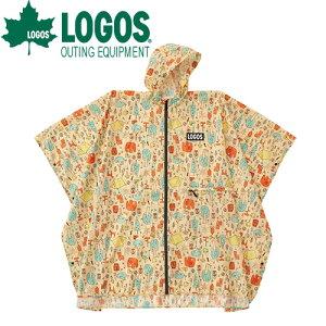 ロゴス(LOGOS) カッパ 合羽 雨具 ポンチョ キャンプ F 36458669 4981325559298 WHATNOT