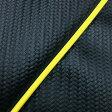【最大500円OFFクーポン付】グロンドマン GRONDEMENT バイク シートカバー ホンダ HONDA カーボンブラック/黄色パイピング 張替 リトルカブ GH14HC160P100