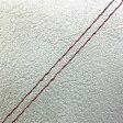 ≪スマホでP最大19倍≫グロンドマン GRONDEMENT バイク シートカバー ホンダ HONDA シルバー/赤ダブルステッチ 張替 リトルカブ GH14HC540SW40