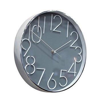 最大1000円OFFクーポン! [スパイス/SPICE]エッジウォール クロックスタイリッシュ30cm グレー EDGE WALL CLOCK STYLISH 30cm GRAY TELR1120GY