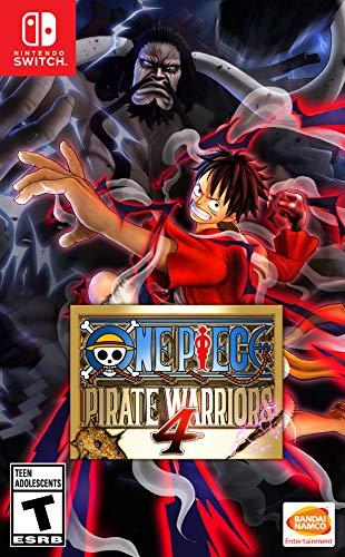 One Piece Pirate Warriors 4(輸入版:北米)- Switch画像