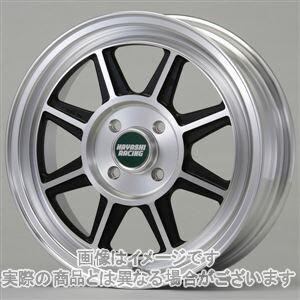 タイヤ・ホイール, サマータイヤ・ホイールセット 14N BOXJFHAYASHI RACING STF 5.0Jx14 RV504 15565R14