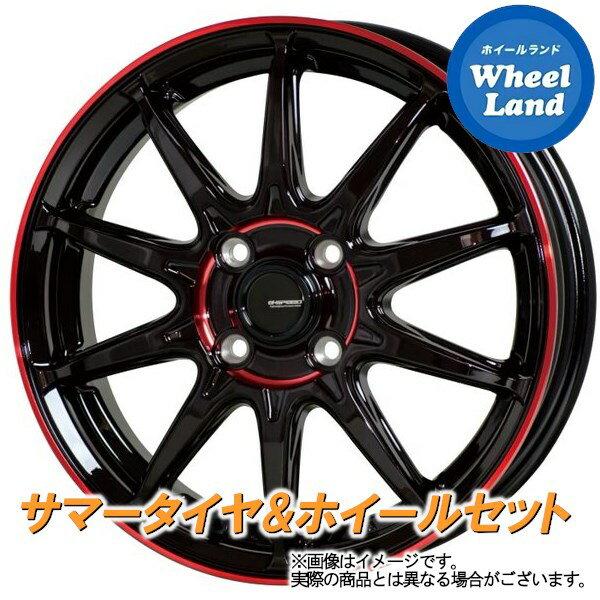 タイヤ・ホイール, サマータイヤ・ホイールセット 615()!! HOT STUFF G P-05R GT AE51 15565R14 14 41