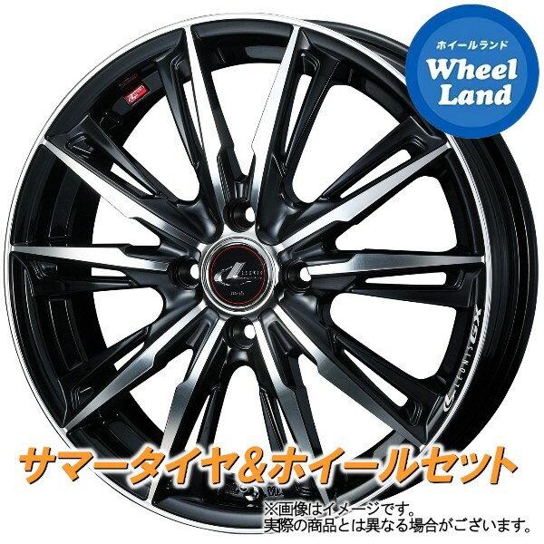 タイヤ・ホイール, サマータイヤ・ホイールセット 25()!! GM WEDS GX 3 18560R15 15 41