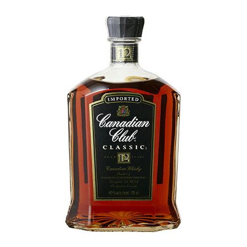 カナディアンクラブ 12年 700mlウイスキー[likaman_CC12][ウイスキー][ウィスキー][長S]