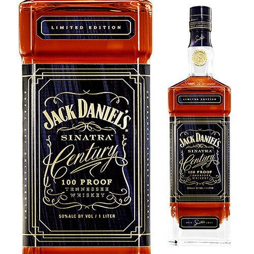 ジャックダニエル シナトラセンチュリー 50度 1L ウイスキー ウィスキー:ウイスキー専門店 WHISKY LIFE