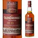 グレンドロナック12年 43度 700ml 並行 ハイランド シングルモルト ウイスキー シェリー樽 熟成 ウィスキー whisky 長S