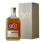 963 ボンズ ブレンデッドモルト 700ml 46度 日本 東北 福島県 笹の川酒造 安積蒸溜所 郵便番号 963 [ウイスキー][ウィスキー]japanese whisky 長S