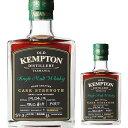 オールドケンプトン ポートカスク シングルモルト ウイスキー 500ml 63度 オーストラリア タスマニア ウィスキー 長S