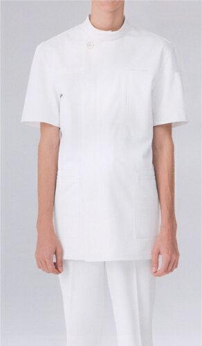 ATA-1855 白衣 ナガイレーベン メンズ ケーシー アツロウタヤマ KC
