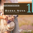 【商用音楽CD】Bossa Nova 1 - in acoustic sound - (16曲 約57分)♪リラックス音楽 店舗・お店・施設・待合室・ショールーム・イベント 著作権フリー音楽 BGM CD  面倒な著作権処理不要
