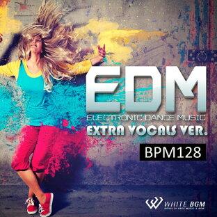 【店内音楽CD】エレクトロニックダンスミュージック-BPM128-(15曲 約69分)♪フィットネスで使えるBGM 著作権フリー音楽の画像