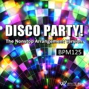 【商用音楽CD】ディスコパーティー!-BPM125-(20曲約68分)
