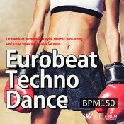 【商用音楽CD】ユーロビートテクノダンス-BPM150-(34曲約60分)