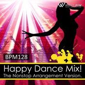 【商用音楽CD】ハッピーダンスミックス!-BPM128-(20曲約70分)