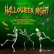 【商用音楽CD】HalloweenNight-楽しい夜の物語-(14曲約50分)