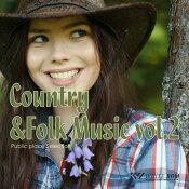 【商用音楽CD】Country&FolkMusicvol.2(20曲約68分)