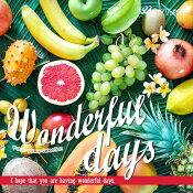 【商用音楽CD】Wonderfuldays(15曲約51分)