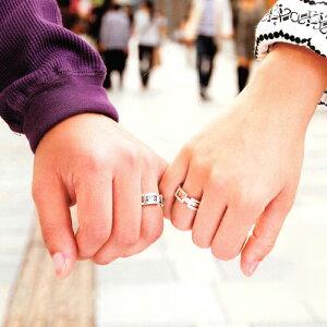 7〜23号ペアリング指輪刻印無料「makeavow誓いを立てるメッセージダイヤモンドフレームsetシルバーピンク&ブラックWSR222&WSR223