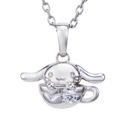 レディースジュエリー・アクセサリー, ネックレス・ペンダント  Cinnamoroll SACI-N051RD white clover