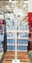 5の倍数日は楽天カードエントリーで5倍★即納★【COSTCO】コストコ通販シラカバの木 約213cm LED280球