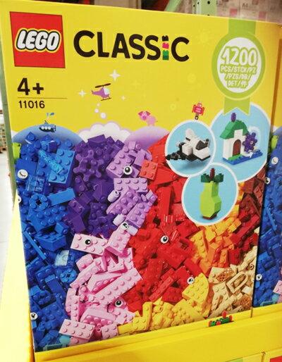 5の倍数日はカードエントリーで5倍    COSTCO コストコ通販 LEGO レゴクラシック11016アイデアパーツ1200ピ