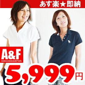 アバクロ 正規品 レディース ポロシャツアバクロ...