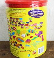 【COSTCO】コストコ通販【PLAY-DOH】クリエイトキャニスター20缶入り7色の粘土