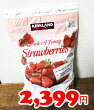 ��KIRKLAND��STRAWBERRIES���������ɥ��ȥ�٥꡼2.72kg�����࿩�ʡ�