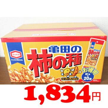即納★【COSTCO】コストコ通販【亀田製菓】柿の種 75g×20袋