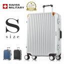 [スーツケース] SWISS MILITARY スイスミリタ...
