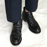 【あす楽】【whoop'-de-doo'フープディドゥ】108402サイドジップシャーリングブーツ