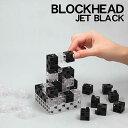 【個人宅配送不可】アーテック BLOCKHEAD JET BLACK(076771)
