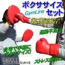 GymLine ボクササイズセット(No73464)