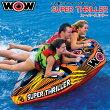 【代引き不可】WOW3人乗りトーイングチューブSUPERTHRILLER/スーパースリラー