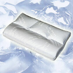 シキボウ涼感加工 石川絹綿 NEW Ice Body 北極枕水分繊維と保冷ジェルが寝苦しい夏の夜をしか...