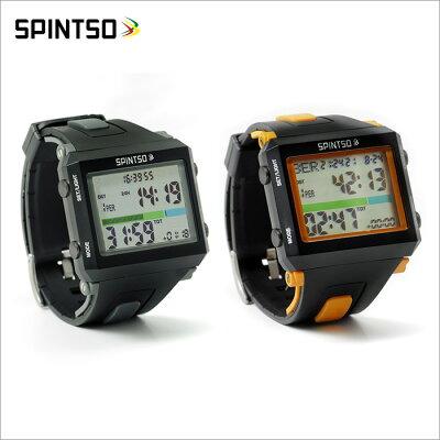 SPINTSOスピンツオレフェリーウォッチレフリーウォッチ腕時計SPT-100-GRSPT-100-OR