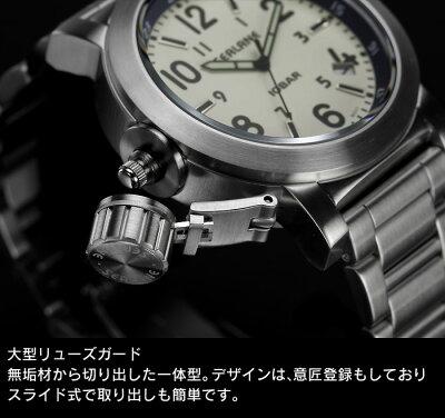 SEALANEシーレーン10気圧防水ウォッチメンズ腕時計アナログ