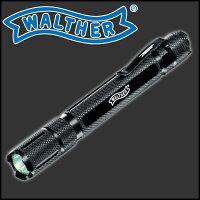 WALTHER社ワルサーLEDライト懐中電灯led強力おしゃれ防水お洒落キャンプアウトドア登山雪山防災グッズかっこいいストラップ付電池ポケット光学ファイバー130ルーメン軽量ペンライトギフトプレゼント