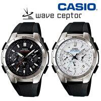 カシオCASIO電波ソーラーウォッチWVQ-M410waveceptorウェーブセプター