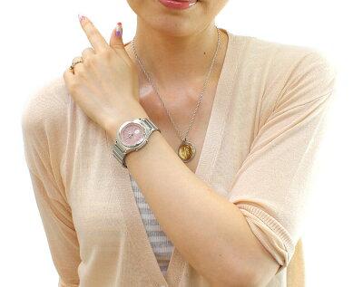 送料無料&ポイント5倍カシオソーラー電波時計レディースCASIO腕時計電波ソーラー腕時計ソーラー電波かわいいwaveceptorウェーブセプター女性用腕時計レディースウォッチ電波時計ソーラー時計かわいいブランド母の日ギフトプレゼント
