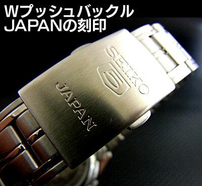 【送料無料】セイコー5日本生産モデル腕時計メンズセイコーSEIKO腕時計セイコー5セイコーファイブSEIKOFIVEMadeinJapanモデルバックル・文字盤にJAPANの刻印ブランド日常生活防水プレゼントギフト日本製蓄光インデックスプレゼントギフトP12Sep14