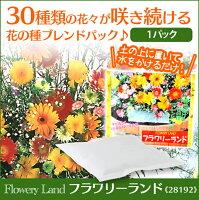 花の種ブレンドパックフラワリーランド28192【1パック】