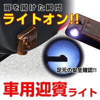 車用迎賓ライト[WKS180]【カタログ掲載1610】