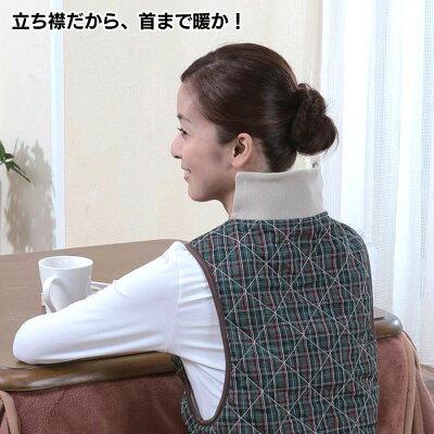 発熱繊維ねこベスト【新聞掲載】中綿ランキング12月14日(月)09:27更新2位